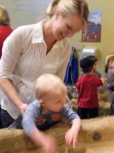 Sara & Baby Will