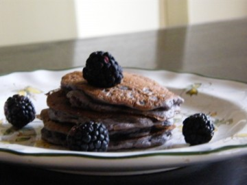 blackberryoatpancakes
