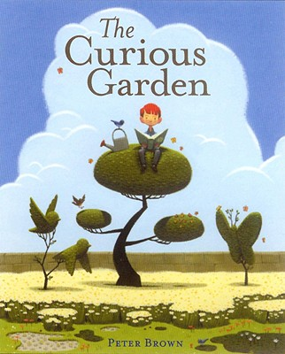 kiddo daily delight - the curious garden by peter brown